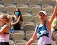 Roland Garros: Barbora Krejcikova a cucerit titlul şi în proba de dublu