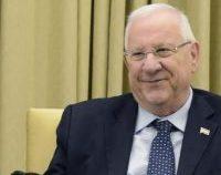 Președintele israelian susține, miercuri, un discurs în Parlamentul de la București