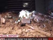 O persoană a murit, alte două au fost scoase de sub dărâmăturile clădirii de 12 etaje prăbușite în Florida | VIDEO