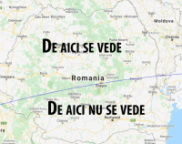 Eclipsă parţială de Soare, vizibilă în jumătatea de nord a României