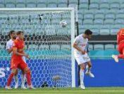 EURO 2020: Ţara Galilor – Elveţia, 1-1
