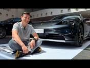 Porsche Taycan Cross Turismo – Supercar Electric de familie – Prim Contact Nefiltrat