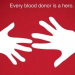14 iunie, ziua mondială a donatorului de sânge