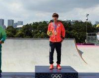 JO 2020: Medaliații își pot da masca jos pentru poza de pe podium
