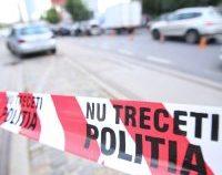 Accident pe DN 13, în Brașov. 4 mașini s-au ciocnit