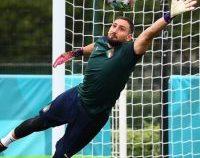 Italianul Gianluigi Donnarumma, cel mai bun jucător al EURO 2020
