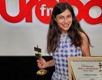 Viorica Ștefan, premiată de Uniunea Ziariştilor Profesionişti din România
