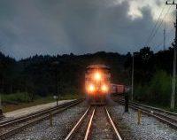 Trenurile circulă cu viteză redusă din cauza caniculei