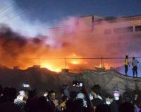 Irak: Zeci de victime într-un spital Covid cuprins de flăcări   VIDEO