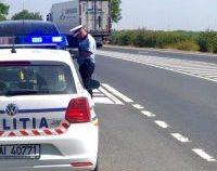 Poliția Rutieră le recomandă rute alternative şoferilor care se întorc de pe litoral