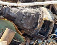 Peste 1.000 de tone de deșeuri de fier și materiale periculoase, oprite în portul Cernavodă