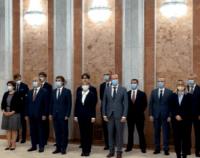 Republica Moldova: Guvernul Nataliei Gavriliță depune jurământul după ce a primit votul de încredere al Parlamentului