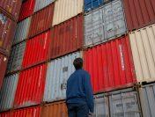 Exploatare de marfuri in Portul Constanta