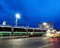Iași: Primul tramvai nou după 45 de ani