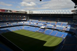 In vizita la galactici - Stadionul Santiago Bernabeu 03