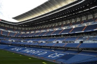 In vizita la galactici - Stadionul Santiago Bernabeu 20