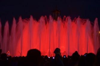Magic fountain Montjuic 14