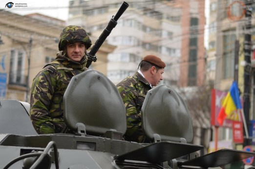 Parada militara 1 decembrie Iasi 06