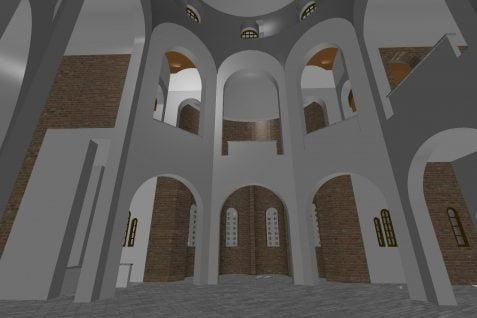 manastire_Aiud_interior_2