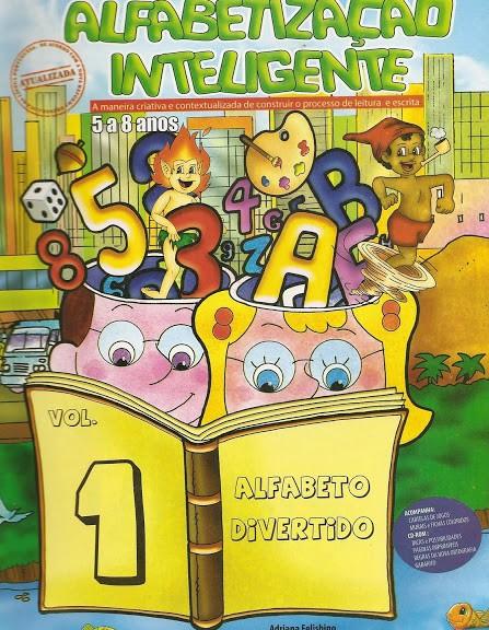 Colecao Com 5 Livros De Alfabetizacao Atividades Download