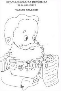 15 novembro atividades desenhos colorir republica41