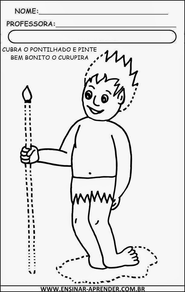 ATIVIDADE CURUPIRA ENSINAR APRENDER 3