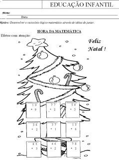 Natal atividades desenhos arvore588