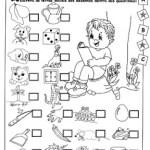 Atividades de escrita e formação de palavras