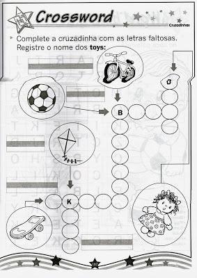 Atividades dia das crianças 2° ano