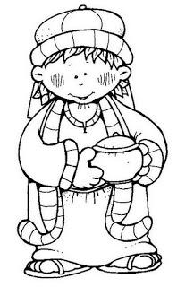 personagens de presépio para montar recortar natal atividade (31)