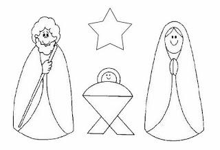 personagens de presépio para montar recortar natal atividade (52)