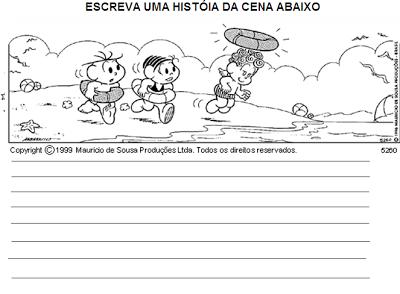 producao de texto portugues monica
