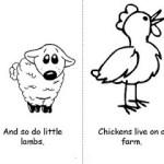 Atividades inglês sobre animais