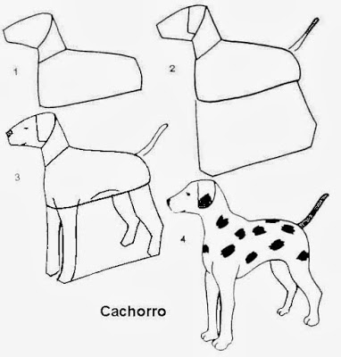 Como desenhar animal passo a passo