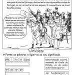 30 Atividades de História para 5° ano prontas para imprimir