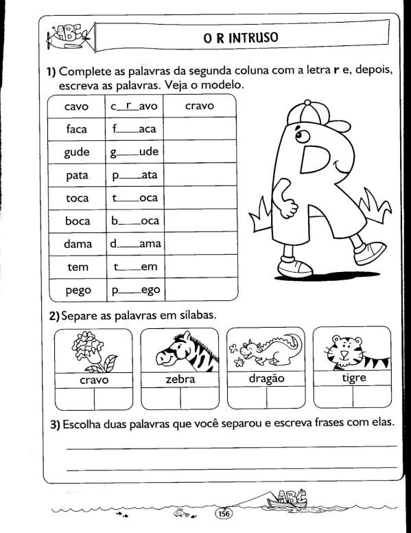ATIVIDADES DE GRAMÁTICA - PORTUGUÊS