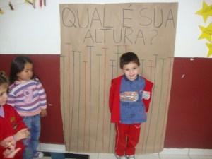 ESQUEMA CORPORAL NA EDUCAÇÃO INFANTIL