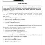 IDEIAS DE ATIVIDADES SOBRE CONJUNÇÃO EXPLICATIVA