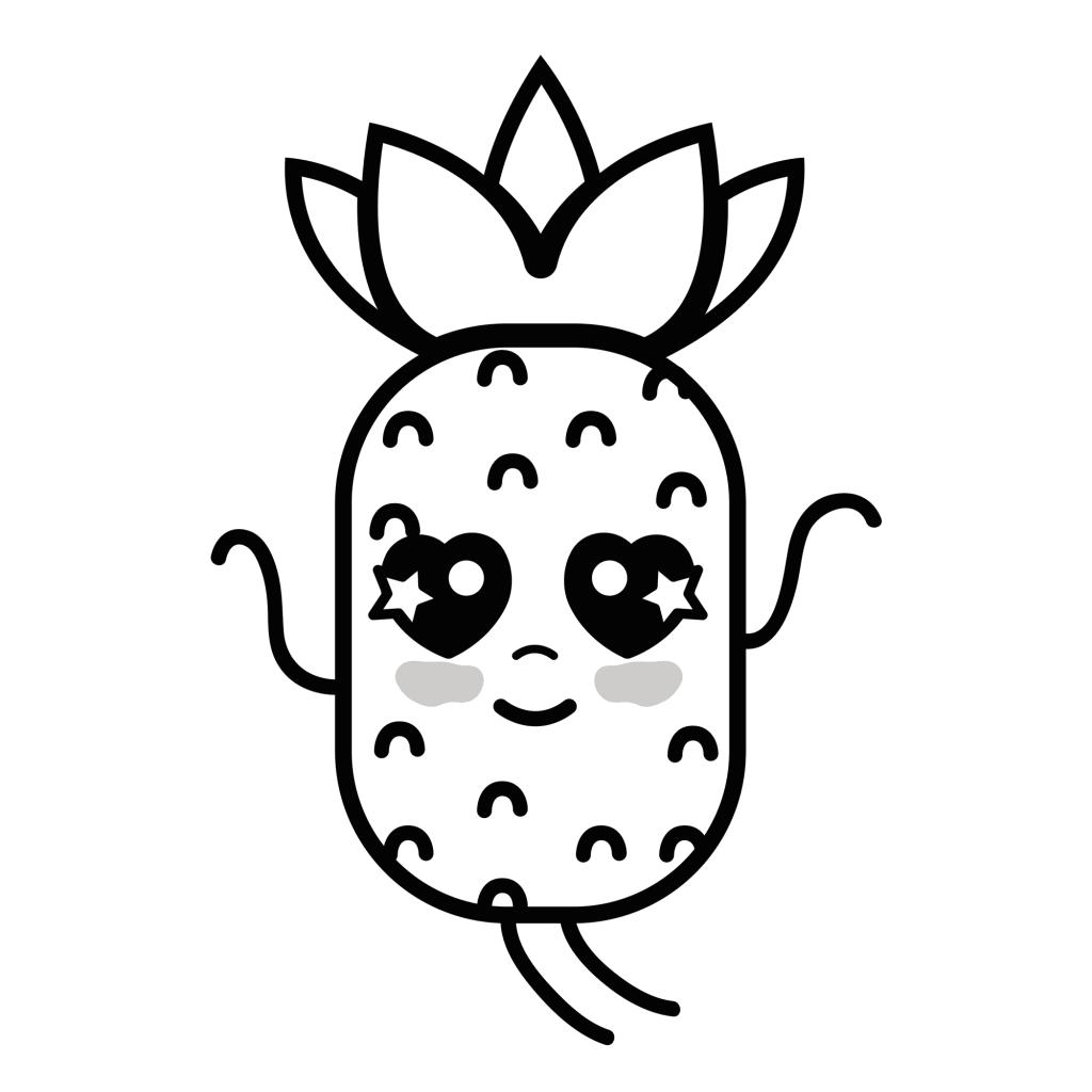 125 Desenhos Kawaii Como Desenhar Desenhos Fofos