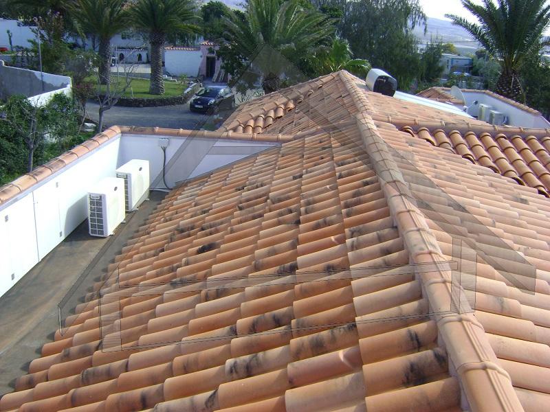 Cobertas com telhas cerâmicas - AtiWood