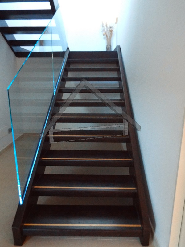 Wenge escadaria - AtiWood