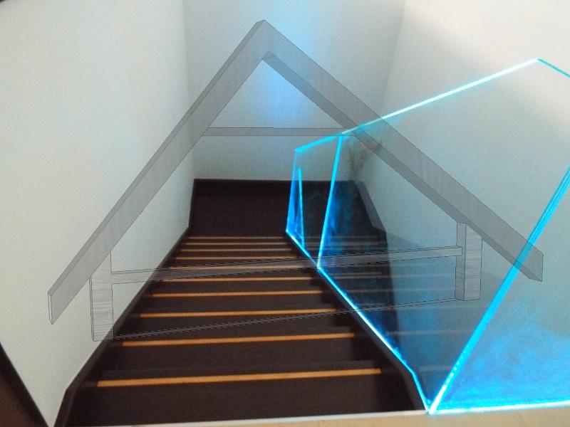 Escalera Wengue - AtiWood