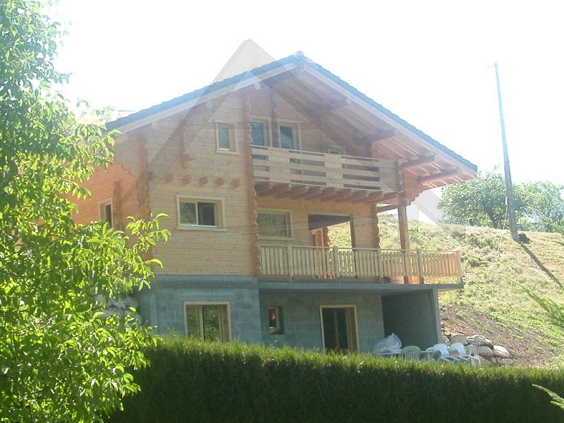 Holzhaus fertig - AtiWood