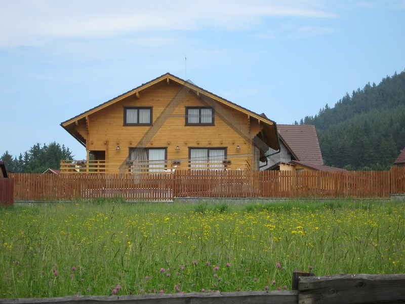 Casa ecologica in legno - AtiWood