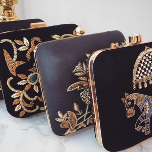 Clutches/handbags