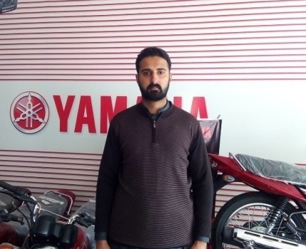 YAMAHA MOTOCYCLE PAKISTAN ATTOCK