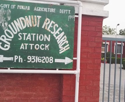 GROUND RESEARCH STATION ATTOCK