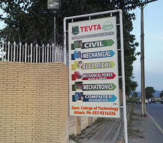 GOVT COLLEGE OF TECHNICAL ATTOCK
