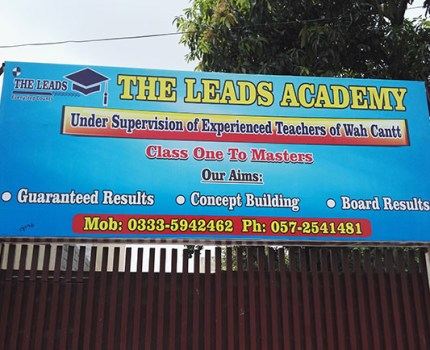 THE LEADS ACADEMY ATTOCK