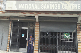 NATIONAL SAVING CENTRE CANTT BRANCH ATTOCK